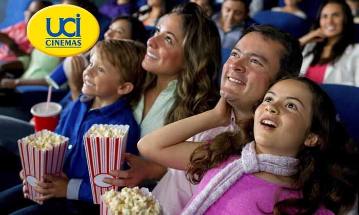 uci cinema groupon sconto