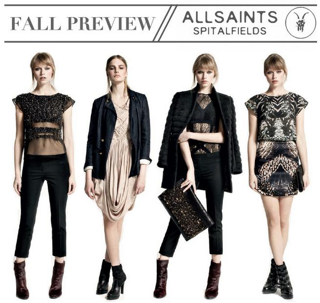 all saints abbigliamento online