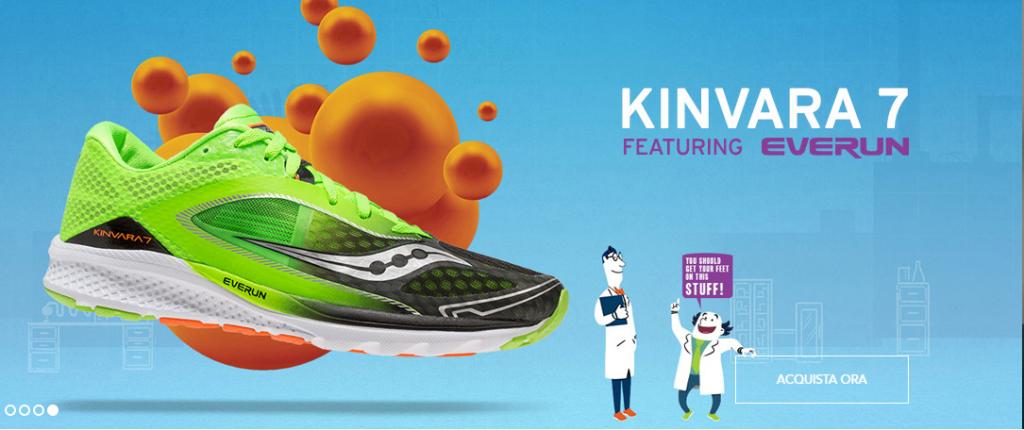 scarpe running scontate online