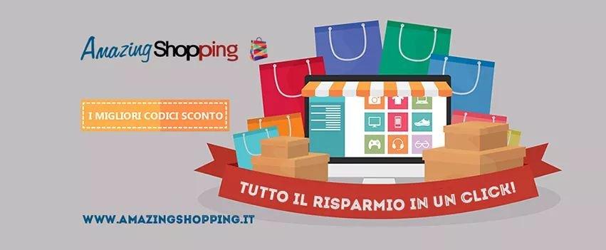 3a96d76871 Codici Sconto e Offerte per Risparmiare con lo Shopping Online