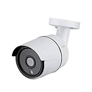 Telecamera IP PoE, 1,3 Megapixel HD 960P, alimentatore PoE (IEEE802.3af) o DC12V, proiettile IR Day/Night, IP66 per interni ed esterni.