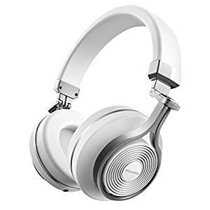 Bluedio T3 (Turbina 3) Cuffie Wireless Bluetooth 4.1 Stereo (Bianco)