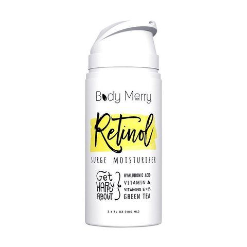 Body Merry Idratante al Retinolo
